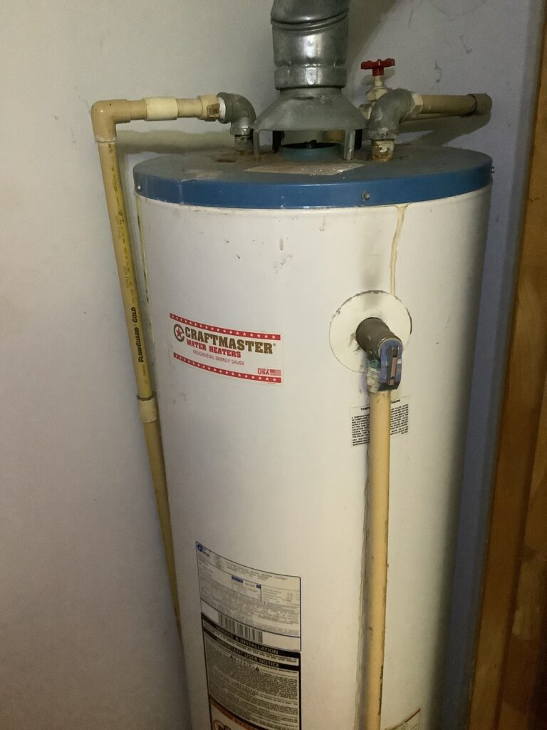 Water Heater Woes